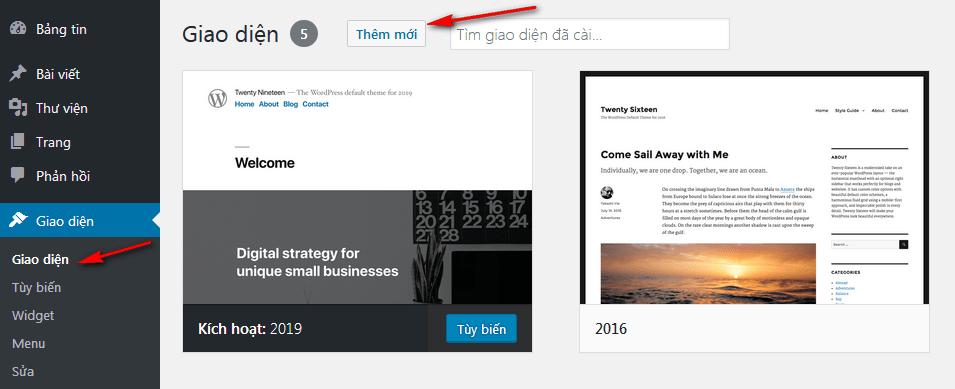 Hướng dẫn cài đặt WordPress hoàn chỉnh trước khi đăng bài.