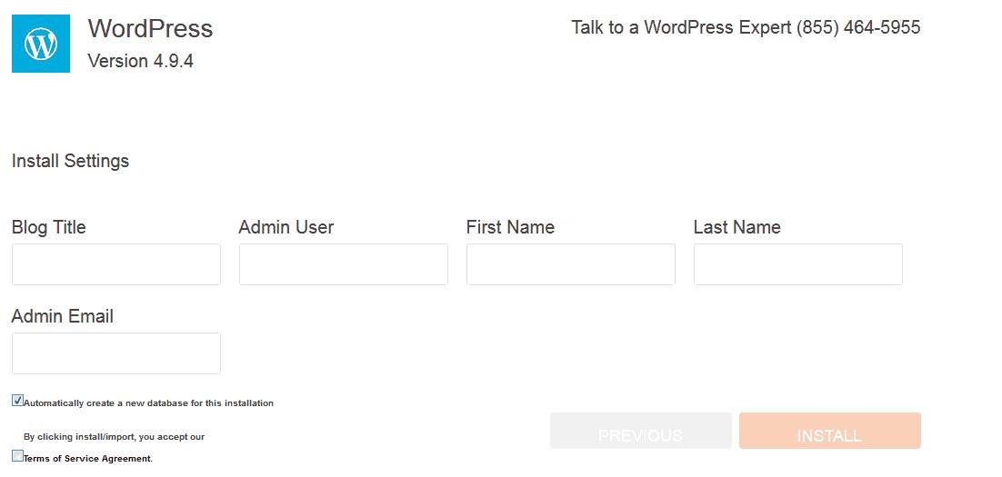 Hướng dẫn tạo website bằng WordPress