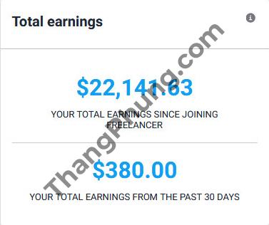 Làm Freelancer income