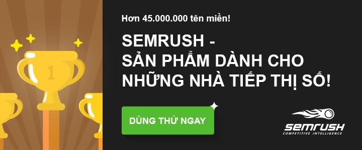 Đánh giá Semrush