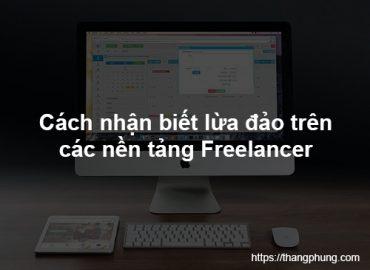 Cách nhận biết lừa đảo khi làm Freelancer