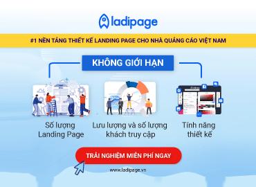 Mã giảm giá Ladipage – Mua 1 năm tặng 3 tháng sử dụng