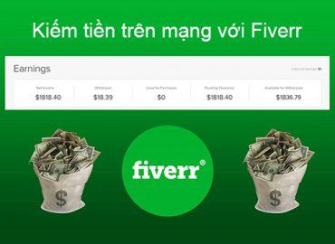 Fiverr là gì? Cách kiếm tiền trên Fiverr chi tiết nhất