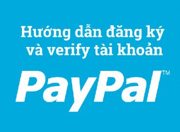 Hướng dẫn đăng ký tài khoản Paypal Business
