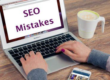 15 sai lầm phổ biến nhất khi Seo onpage