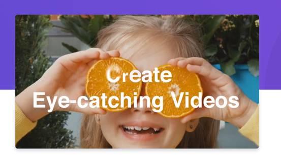 FlexClip - Công cụ tạo video trực tuyến.